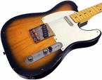 Nash T-57 Guitar, 2-Tone Sunburst