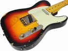 Nash T-57 Guitar, 3 Tone Sunburst, Medium Distress