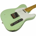 Nash T-57 Guitar, Surf Green