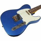 Nash T-63 Guitar, Lake Placid Blue