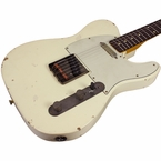 Nash T-63 Guitar, Vintage White