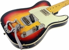 Nash TC-63 Guitar, 3-Tone Sunburst with Bigsby