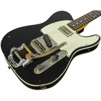 Nash TC-63 Guitar, Black, Bigsby