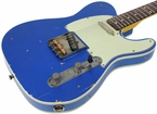 Nash TC-63 Guitar, Lake Placid Blue