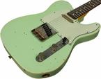 Nash TC-63 Guitar, Surf Green