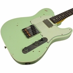Nash TC-63 Guitar, Surf Green, Neck Humbucker