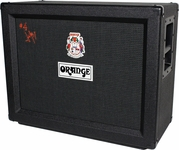 Orange #4 Jim Root Signature 2x12 Cab