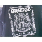 Orange Amplifiers Tee Shirt - Whiskey Crest