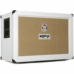 Orange PPC212 2X12 Guitar Cab in Limited White