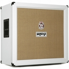 Orange PPC412 4X12 Guitar Cab in Limited White