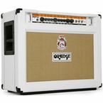 Orange Rockerverb 50 MKII 2x12 Combo Amp in Limited White