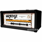Orange Rockerverb 50 MKII Head in BLACK - RK50HMKIIB