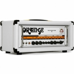 Orange Thunderverb 50 Head in Limited White