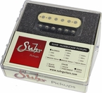 Suhr Aldrich Bridge Pickup, Zebra, 50mm