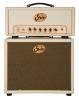 Suhr Badger 18 Head / Cab in Vintage Cream