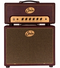 Suhr Badger 18 Head w/ 1x12 Cab in Burgundy