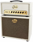 Suhr Badger 18 Head w/ 1x12 Cab - Ivory