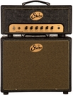 Suhr Badger 30 Head w/ 1x12 Cab in Black Western