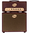Suhr Badger 30 Head w/ 1x12 Cab in Burgundy