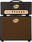 Suhr Badger 35 Head w/ 1x12 Cab - Black Western