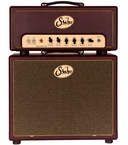 Suhr Badger 35 Head w/ 1x12 Cab - Burgundy