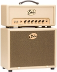 Suhr Badger 35 Head w/ 1x12 Cab - Cream