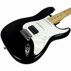 Suhr Classic Pro HSS Guitar - Maple, Black