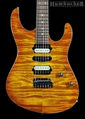 Suhr Korina Quilt Guitar - Serial Number 5 of 40
