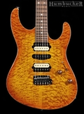 . Suhr Korina Quilt Guitar - Serial Number 6 of 40