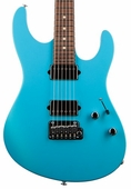 Suhr Moden Frost Guitar in Blue Chill