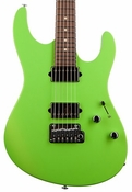 Suhr Moden Frost Guitar - Lime Freeze