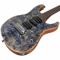 Suhr Modern Waterfall Burl Maple HSH - Trans Blue