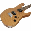 . Suhr Modern Satin Guitar - Natural Mahogany