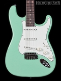 Suhr Pro C1 Guitar - Surf Green - SS Frets