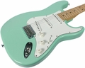 . Suhr Pro C2 Guitar - Swamp Ash - Surf Green