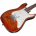 . Suhr Pro S3 Guitar - Swamp Ash - Copperhead Burst