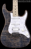 Suhr Pro S4 Guitar - Swamp Ash - Trans Blue Denim Slate