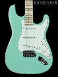 Suhr Pro C2 Guitar - Surf Green - SS Frets