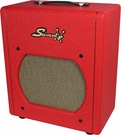 Swart Atomic Space Tone AST Amp in Custom Red