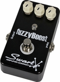 Swart FuzzyBoost Pedal