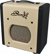 Swart Space Tone Atomic Jr. in Custom Blonde / Black