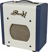 Swart Space Tone Atomic Jr - Custom Ivory / Navy