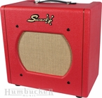 Swart STR-Tremolo Amp in Custom Red