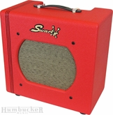 Swart STR-Tweed in Custom Red Tolex