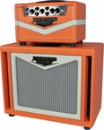 The Jackson Ampworks Britain 30 Head & Cab - Orange