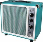 Tone King Falcon Amplifier in Turquoise