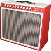 Tone King Imperial Amplifier in Red