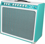 Tone King Imperial Amplifier in Turquoise