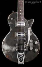 Trussart SteelDeville w/ B7 Bigsby in Dark Rust-O-Matic
