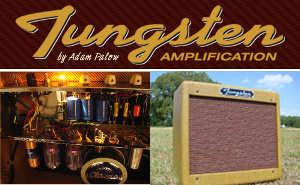 TUNGSTEN AMPS